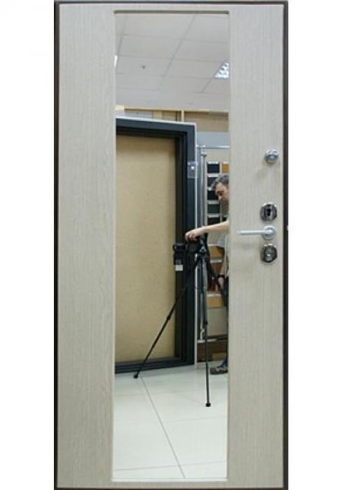 Дверь Сервис, Входная стальная дверь Пвх щит - внутренняя сторона