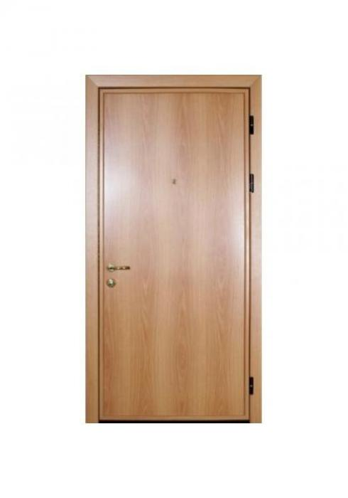 Вландр, Входная стальная дверь с отделкой ламинатом 10л