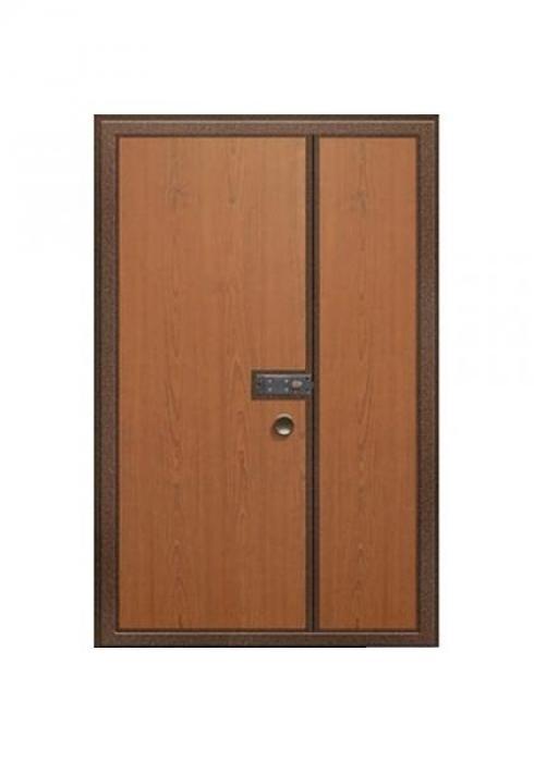 Вландр, Входная стальная дверь с отделкой ламинатом 46л