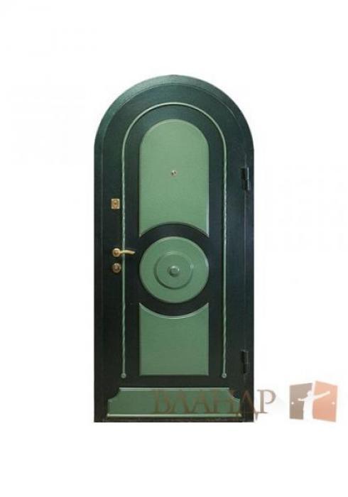 Вландр, Входная стальная дверь с порошковым напылением 56