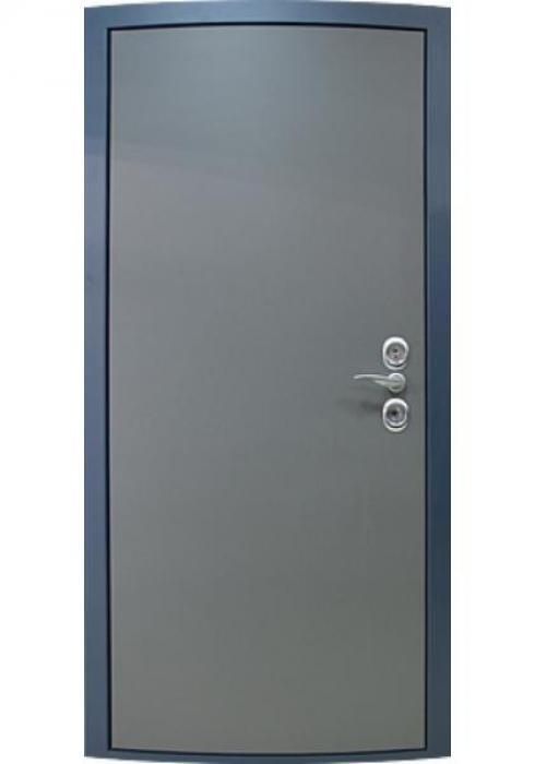 Дверь Сервис, Входная стальная дверь Сфера - внешняя сторона