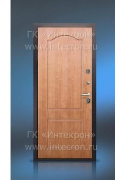 Интекрон, Входная стальная дверь шпонированная панель Интекрон