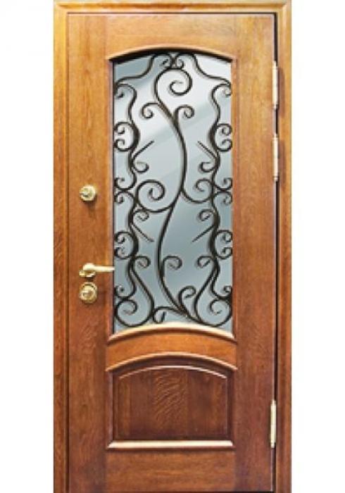 Авес, Входная стальная дверь со стеклопакетом Авес