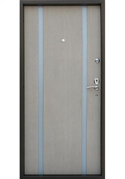 Дверь Сервис, Входная стальная дверь Стрела - внутренняя сторона
