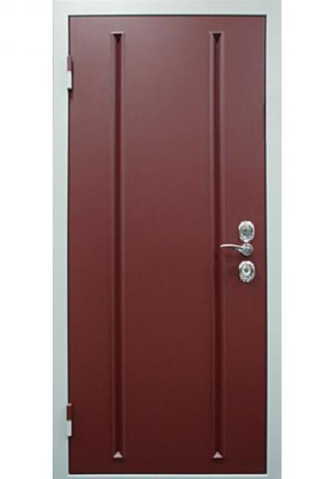 Дверь Сервис, Входная стальная дверь Стрела 2 - наружная сторона