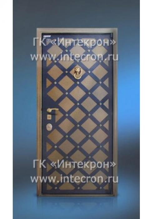 Интекрон, Входная стальная дверь Сундук