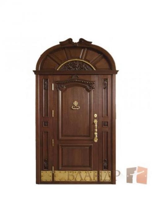 Вландр, Входная стальная парадная дверь 12