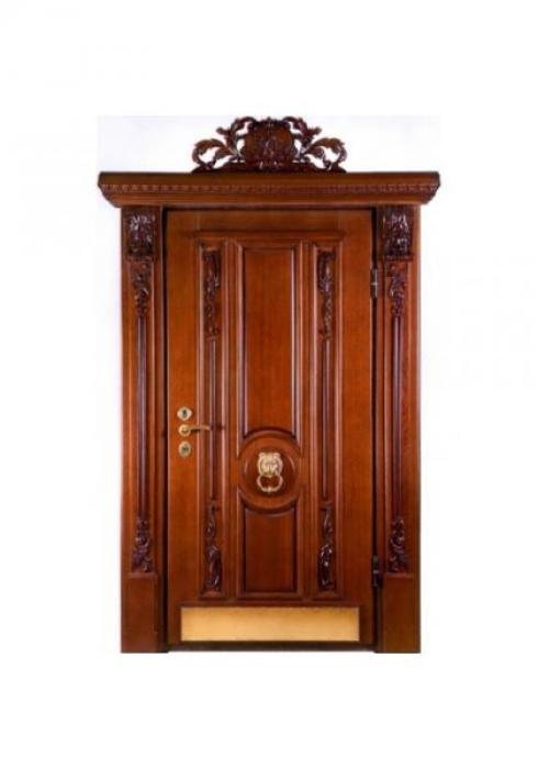 Вландр, Входная стальная парадная дверь 17