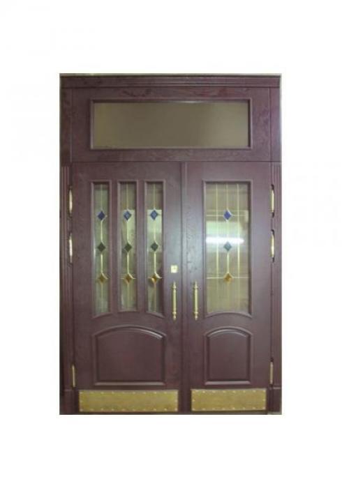 Вландр, Входная стальная парадная дверь 24