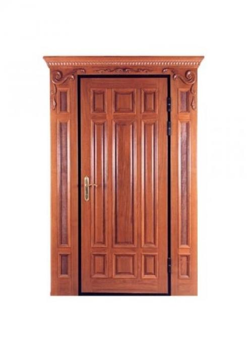 Вландр, Входная стальная парадная дверь 25