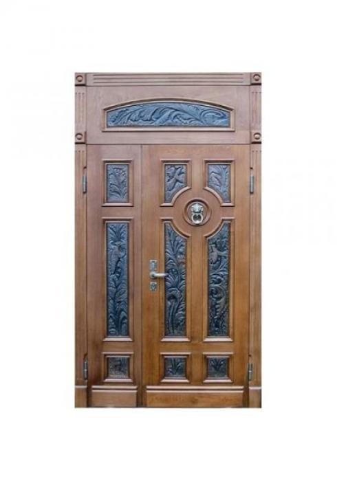 Вландр, Входная стальная парадная дверь 31