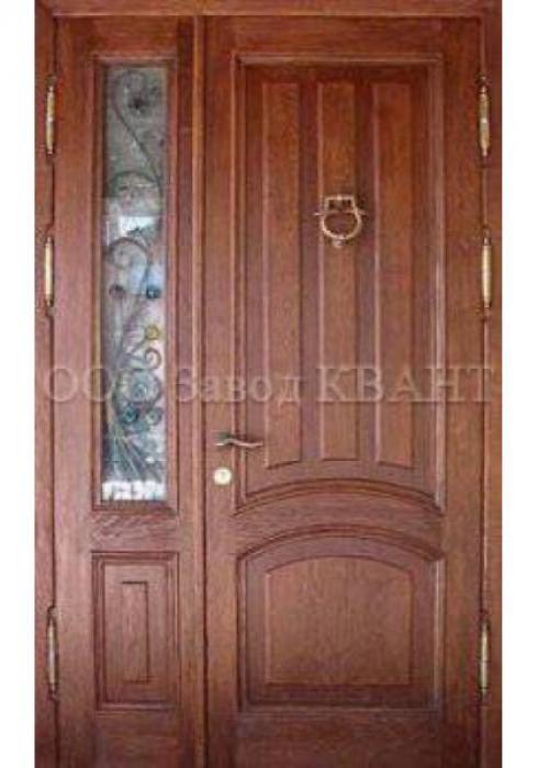 Квант, Входные деревянные двери Квант