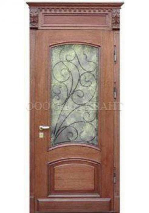 Квант, Входные металлические двери массив Квант
