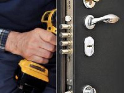 Установка входных дверей - практическое руководство
